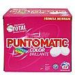 Detergente pastillas ropa de color 24 lavados 48 ud Puntomatic