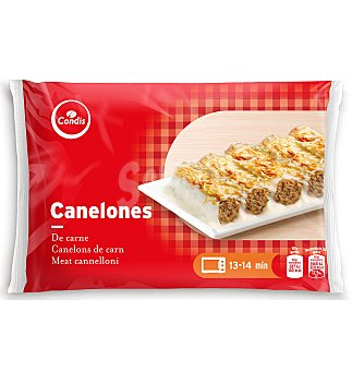 Condis Canelones carne 500 g