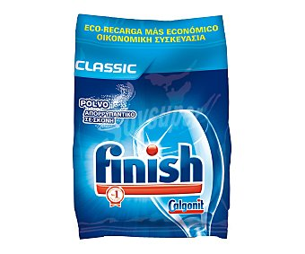 Finish Detergente lavavajillas máquina en polvo Bolsa 2 kg
