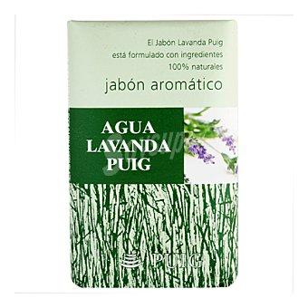 Puig Jabón en pastilla aromático de lavanda 125 g