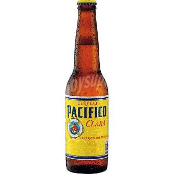 Pacífico Cerveza Botellín 35,5 cl