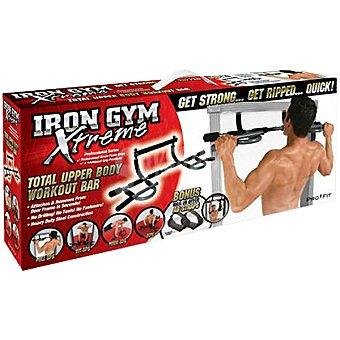 Iron gym Barra de entrenamiento para la parte superior del cuerpo