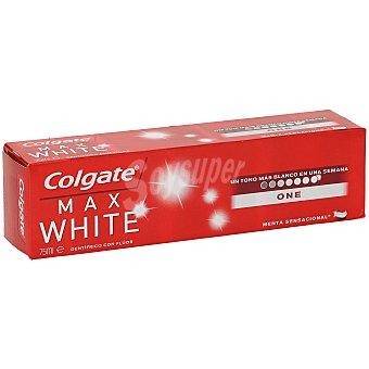 COLGATE MAXWHITE Pasta dentifrica One tubo 75ml Tubo 75ml