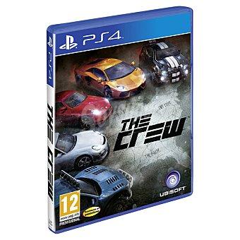 PS4 Videojuego The Crew  1 Unidad