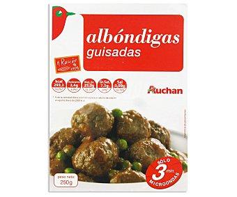Auchan Albóndigas Guisadas 250 Gramos