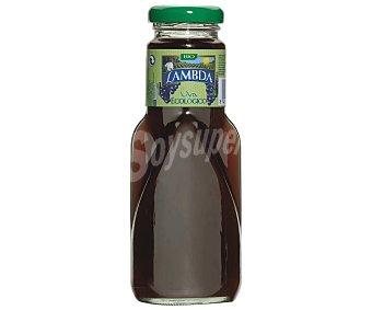 Lambda bio zumo de uva ecológico botella  250 ml