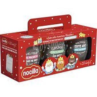R. Magos NOCILLA Crema de cacao 1 sabor pack 3x200 g