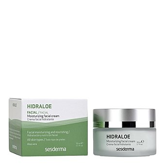 Sesderma Crema facial hidratante Hidraloe 50 ml. 1 ud