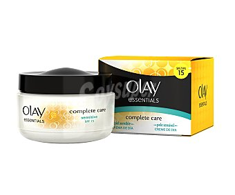 OLAY Essentials Complete Crema hidratante de día sensitive para piel sensible Tarro 50 ml