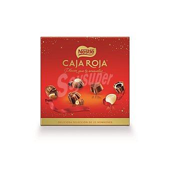 Caja Roja Nestlé Bombones Caja de 200 g