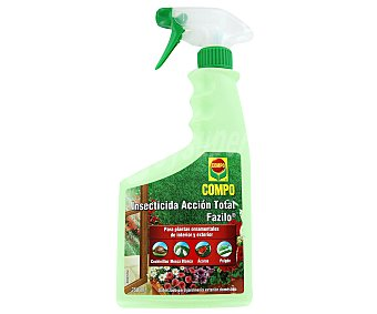 ACCIÓN Insecticida total Bote 750 ml
