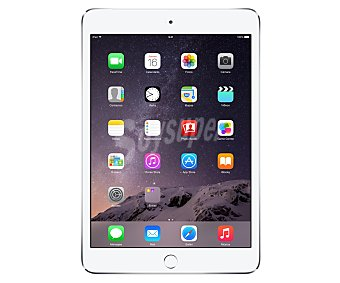 iPAD MINI 3 PLATA Tablet 7,9