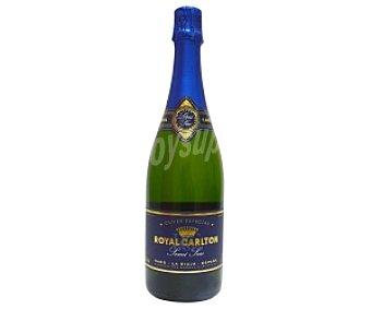Royal Carlton Cava semiseco Botella de 75 Centilitros