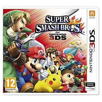 NINTENDO Super Smash Bros Para 3DS