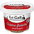 Nata fresca pasteurizada de la Bretaña francesa para cocinar envase 200 ml envase 200 ml Le Gall