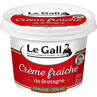 Le Gall Nata fresca pasteurizada de la Bretaña francesa para cocinar Envase 200 ml