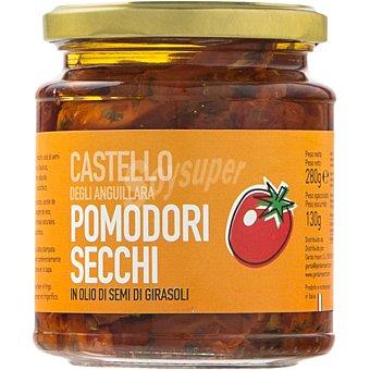 Castello Tomate seco en aceite Frasco 280 g neto escurrido
