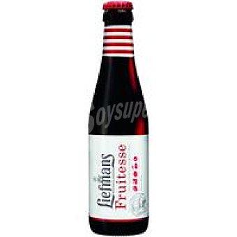 LIEFMANS Cerveza Fruitesse Botellín 25 cl
