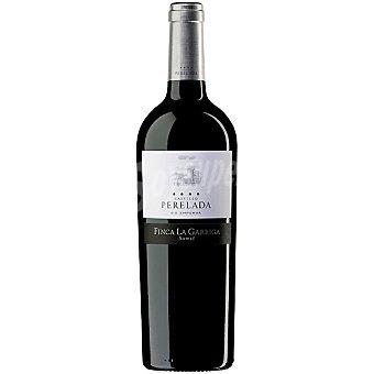 CASTILLO PERELADA FINCA LA GARRIGA Vino tinto Cariñena crianza D.O. Empordá Botella 75 cl