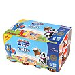 Yogur de sabores Pack de 16 de 125 gr Carrefour Kids