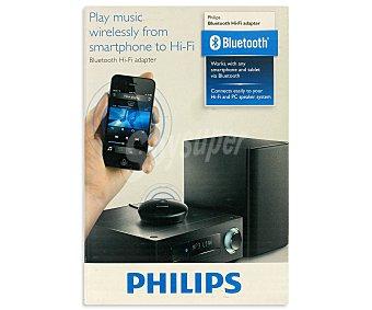 Philips AEA2000/12 - Adaptador de audio (hi-fi Bluetooth), color negro