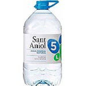Sant Aniol Agua Garrafa 5l