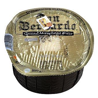 Don Bernardo Oro Queso puro de oveja viejo D.O. Manchego mini pieza 880 g Pieza
