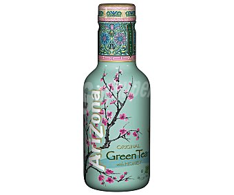 ARIZONA Refresco de te verde con miel botella 50 cl
