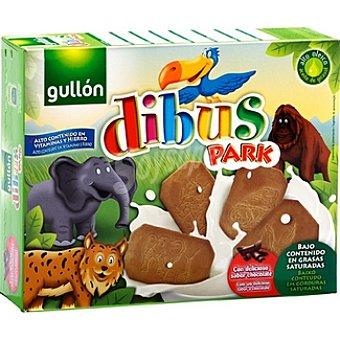Gullón Galletas de chocolate Dibus Park Estuche 400 g