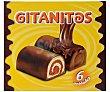 Gitanitos Paquete 6 unidades (165gr) Ortiz