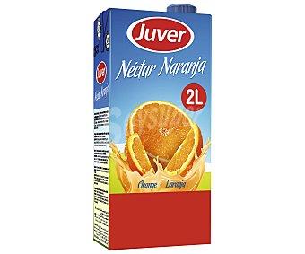 Juver Néctar de naranja con azúcar 2 l