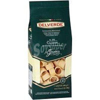 Delverde Pasta Calamari Paquete 500 g