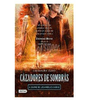 CASSANDRA Cazadores de sombras 4. la ciudad de los ángeles caídos ( Clare)