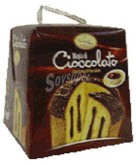 Panettone il.ve.forno con chocolate 750 GRS