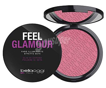 BELLAOGGI FEEL GLAMOUR Maquillaje compacto en polvo efecto iluminador tono 003