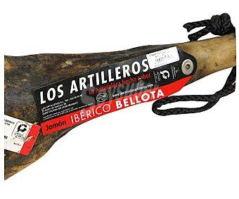 LOS ARTILLEROS Jamón Ibérico de Bellota 7,5 Kilogramos