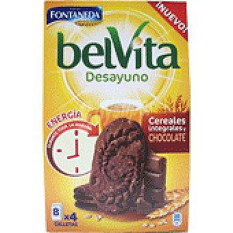 Belvita Galletas con cereales integrales y chocolate Estuche 400 g