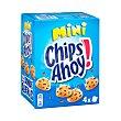 Galleta mini con pepitas de chocolate Pack 4 bolsitas x 40 g - 160 g  Chips Ahoy