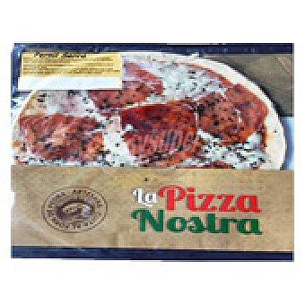La pizza nostra Pizza jamón serrano 420 g