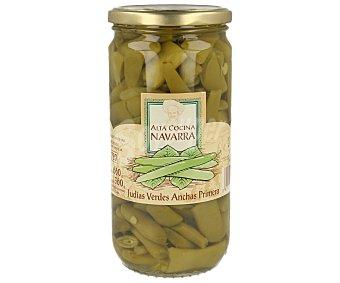 Alta Cocina Navarra Judías verdes anchas Tarro de 360 g