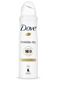 Dove Desodorante spray invisible 200ml