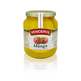 Vencerol Mango en almíbar ligero Vencerol 700 g
