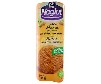 Santiveri Noglut Galletas María sin gluten Envase 185 g