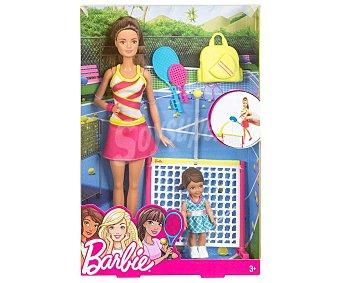 BARBIE Deportes Muñeca Barbie con accesorios, Barbie y Shelly deportes, barbie
