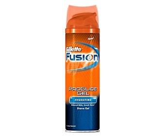Gillette Fusion Gel de afeitar hidratante Spray 200 ml