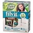Antipiojos nature kit Caja 250 ml Filvit