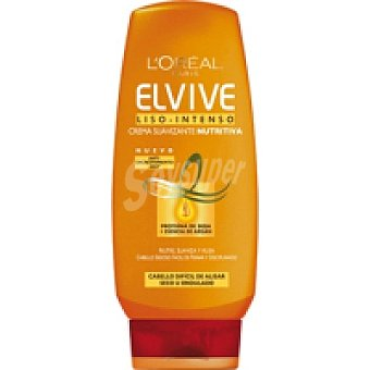 Elvive L'Oréal Paris Acondicionador liso intenso Bote 250 ml