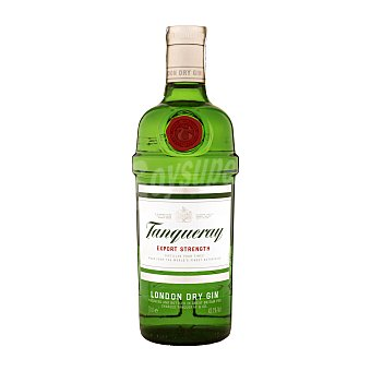 Tanqueray Ginebra London dry Botella 70 cl