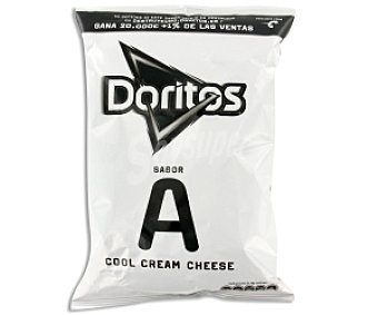 Doritos Matutano Doritos Sabor A Cool Cream Cheese 100g