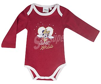 Disney Body para bebé talla 86.